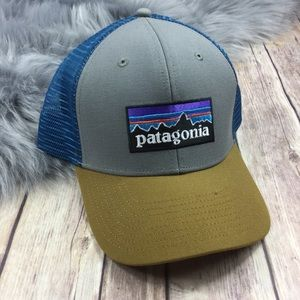 Patagonia Snap Back Trucker Hat